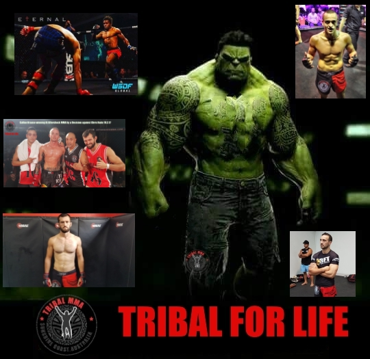 Tribal Hulk