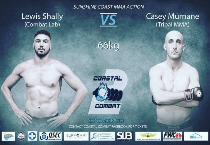Casey Murnane Coastal Combat 2