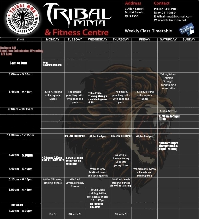 timetable2017