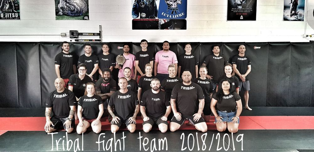 Tribal fight team 2019