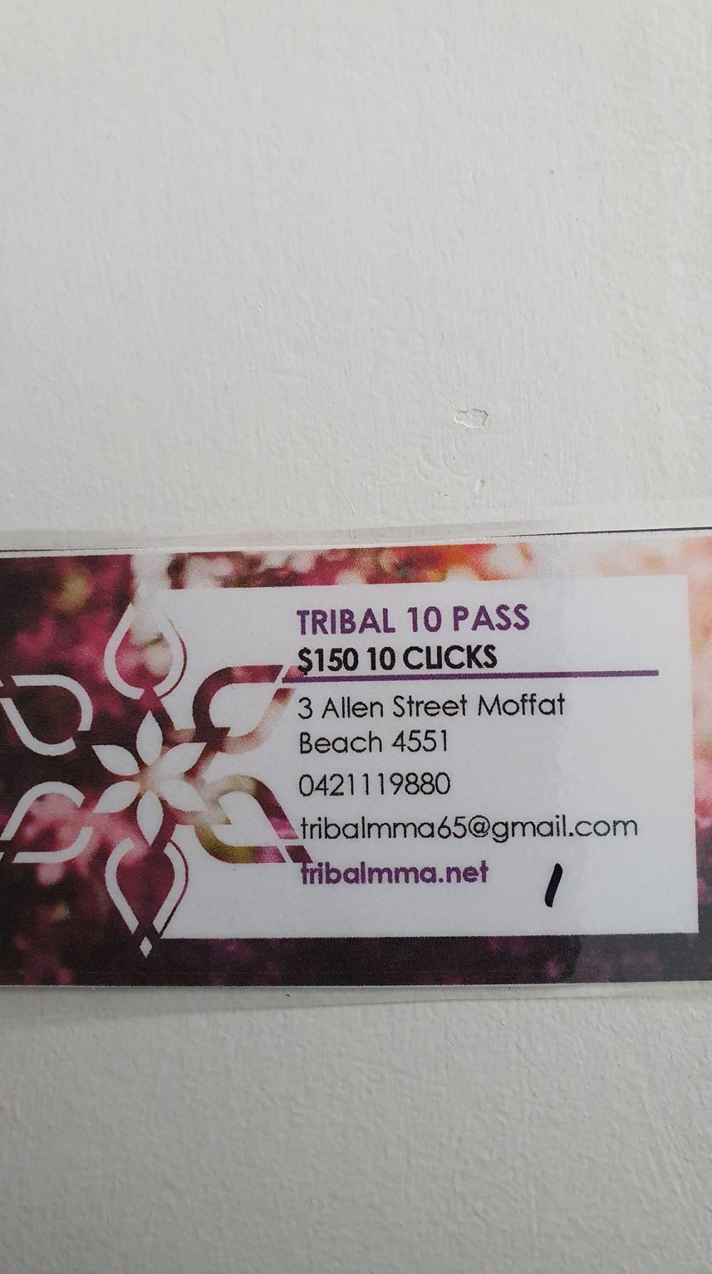 Tribal 10 150